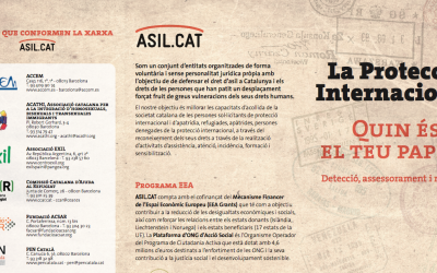 http://asil.cat/wp-content/download/ASIL_CAT_triptic.pdf*Asil.cat's brochure.