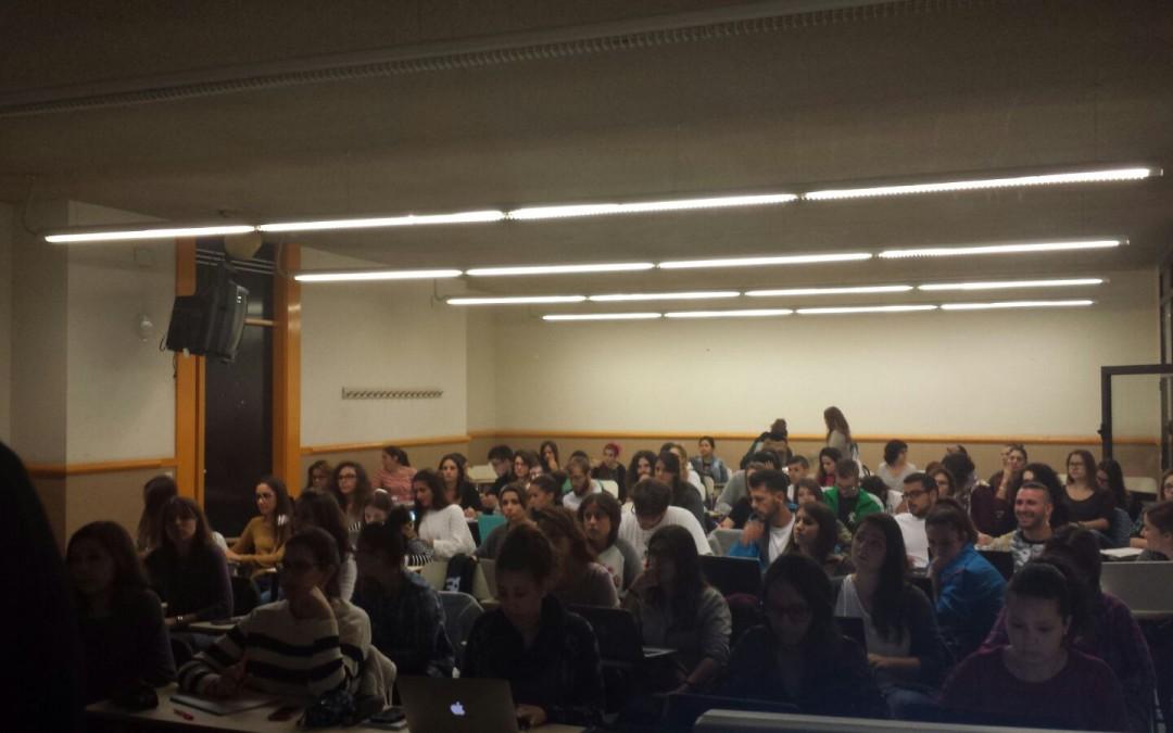 """Participació d'Asil.Cat al Seminari """"Drets humans i educació: activisme, denúncia i compromís"""""""