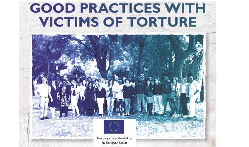 """L'Associació EXIL i la Comissió Catalana d'Ajuda al Refugiat publiquen el manual """"Good practices with victims of torture"""""""