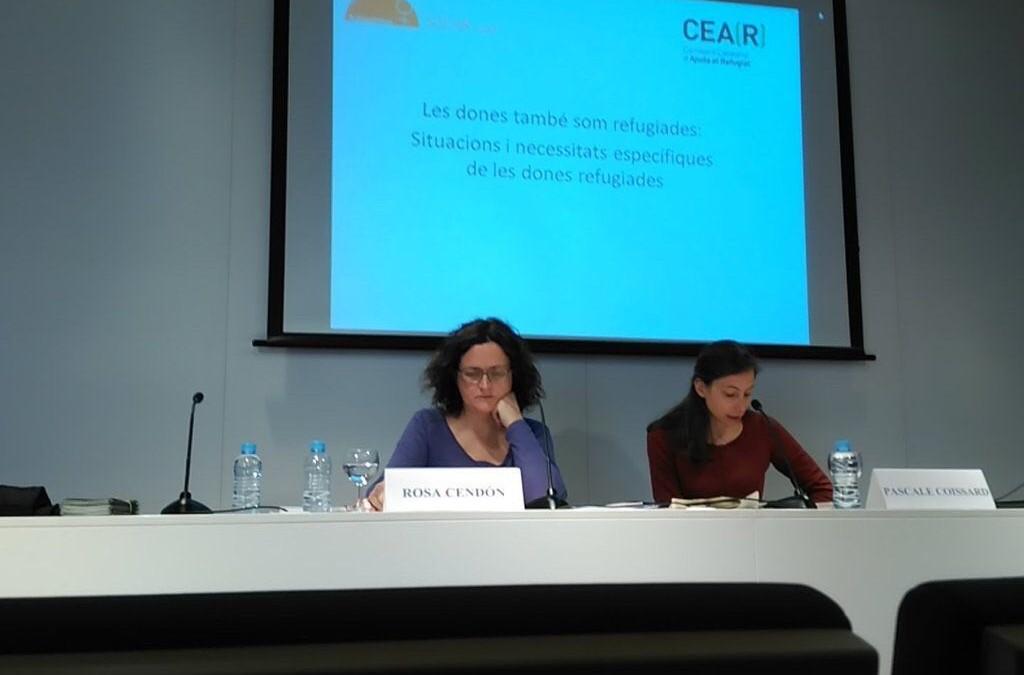 La CCAR i SICAR cat exigeixen mesures per garantir els drets de les dones refugiades